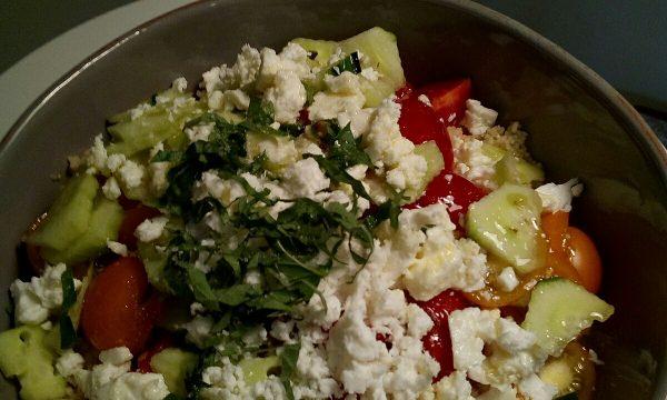 Cous Cous tra Marocco e Grecia, un'altra esperienza #cookinprogress