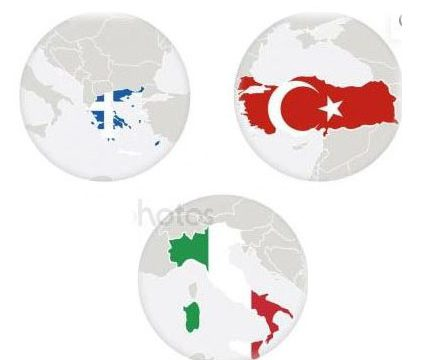 Il Moussaka Greco, quello Turco e le Melanzane alla parmigiana…cosa li unisce cosa li differenzia