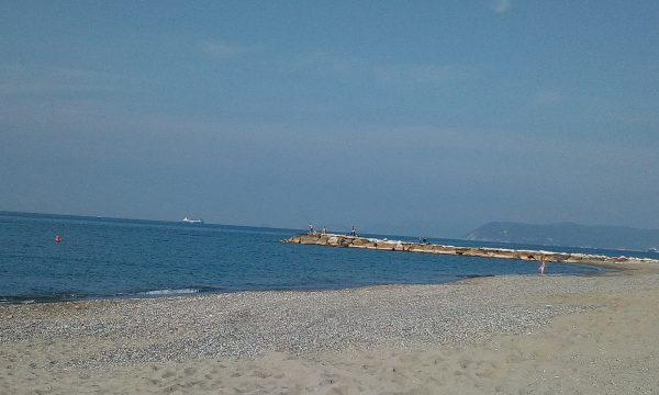 Saturday stroll ovvero, saluto al mare
