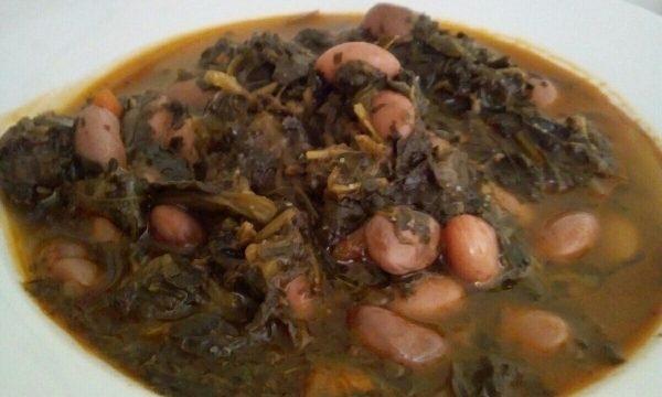 Zuppa di Cavolo e Fagioli alla Massese