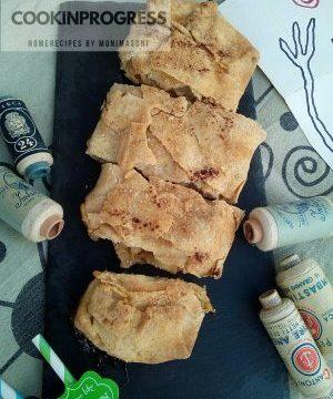 La Pasta Matta ed i suoi impieghi: Strudel di mele e pinoli