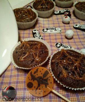 I Muffin al Cioccolato versione Halloween …Dolcetto o Scherzetto?