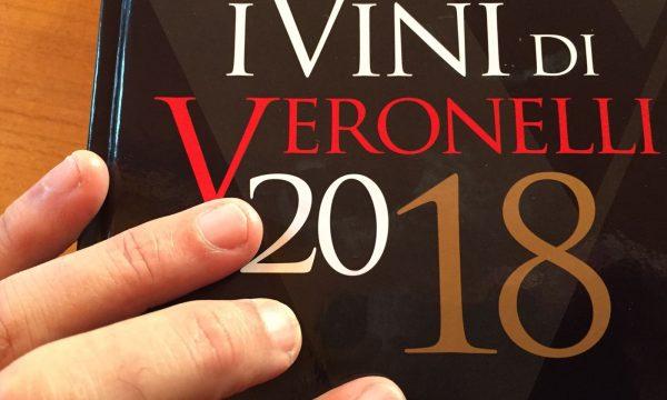 La Guida Veronelli 2018 e I Giusti & Zanza Vigneti