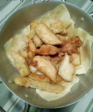 La Pastella perfetta per i fritti di verdura