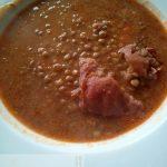 Zuppa di lenticchie Rosse con cumino