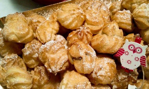 Pasta Choux per Bignè, ricetta Montersino