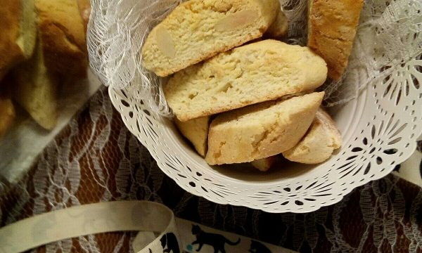 I Cantuccini alle Mandorle made in Tuscany