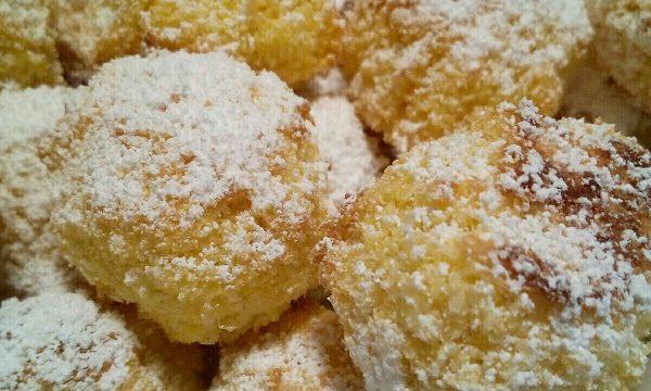 Biscotti al cocco della Domenica