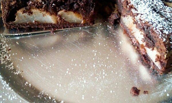 Torta Pere e Cioccolato, un classico senza tempo!