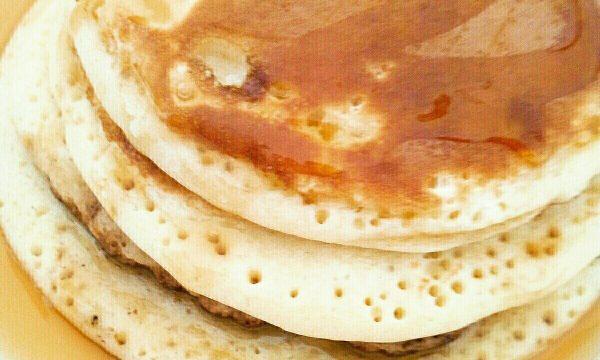 La Colazione del Sabato con i Pancakes