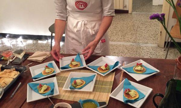 #Food Contest CIBOMATTO IT/EN Tuscany Sun vs English Rose
