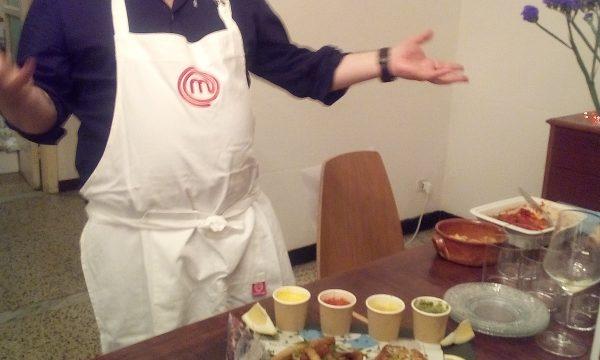 Ricetta Contest : Pancakes di Mais con Baccalà mantecato