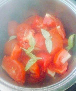 Salsa di pomodoro #cookinprogress