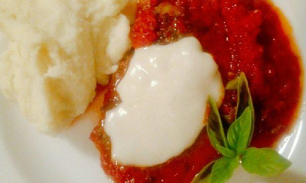 La ricetta Vintage: carne alla Pizzaiola