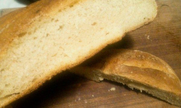 Pane di patate e farina di Kamut