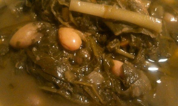 La Cucina Massese, la zuppa cucinata con le erbe spontanee