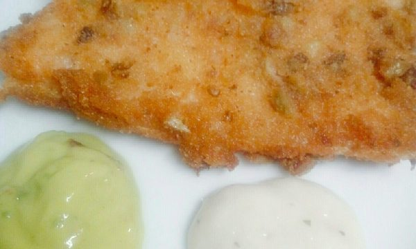 Filetti di trota salmonata impanati agli aromi
