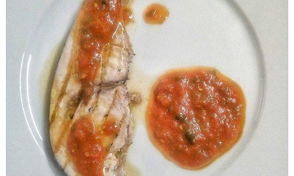 Gli impieghi del Matorocco : con il pesce e con la pasta