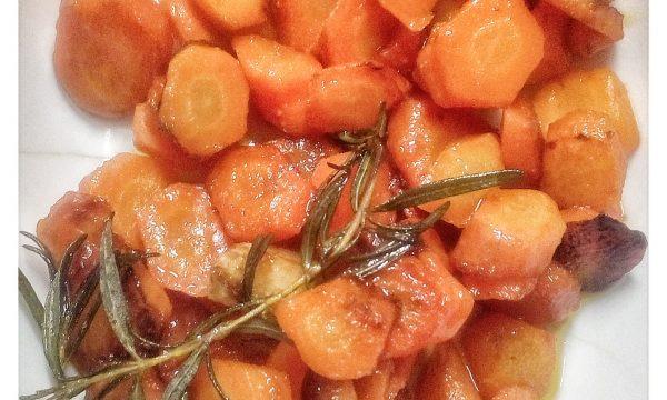 Le carote marinate di Massa
