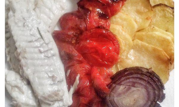 Menù della Vigilia: Orata al forno con verdure