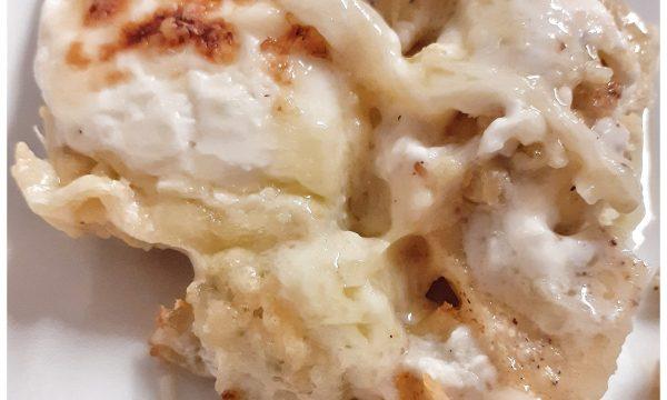 Pasticcio di polenta e formaggio, idea riciclo