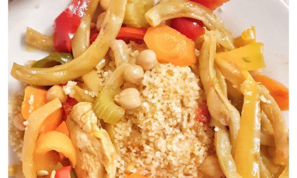 I profumi del Marocco nel piatto: CousCous