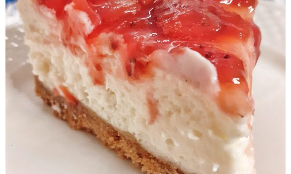 New York Cheese cake alle fragole