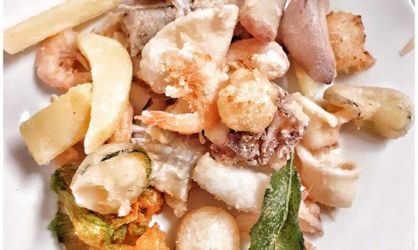 Frittura di pesce (trucchi del fritto con friggitrice)