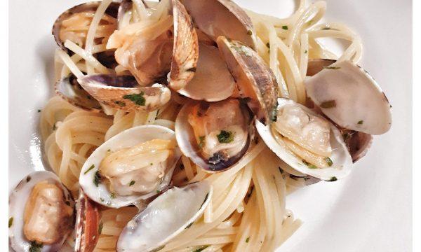 Spaghetti alle vongole veraci, un classico!