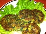 Polpette di verdure e legumi