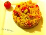 Cous cous con verdure-Ricetta leggera, semplice ed economica