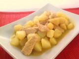 Fettine tacchino e patate agli aromi-CorinaGS-Cucina