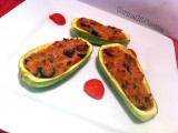 Zucchine ripiene gratinate-CorinaGS-Cucina
