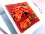 Coniglio fiammante-Ricetta base carne-CorinaGS-Cucina