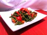Insalata fantasia con fagiolini e tonno-CorinaGS-Cucina