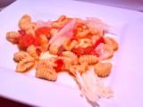 Pasta tipo gnocchi saporita con bella lodi-CorinaGS-Cucina