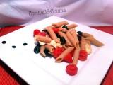 penne integrale con pomodorini e mozzarella-CorinaGS-Cucina