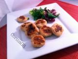 Mini hamburger o polpette di tacchino-CorinaGS