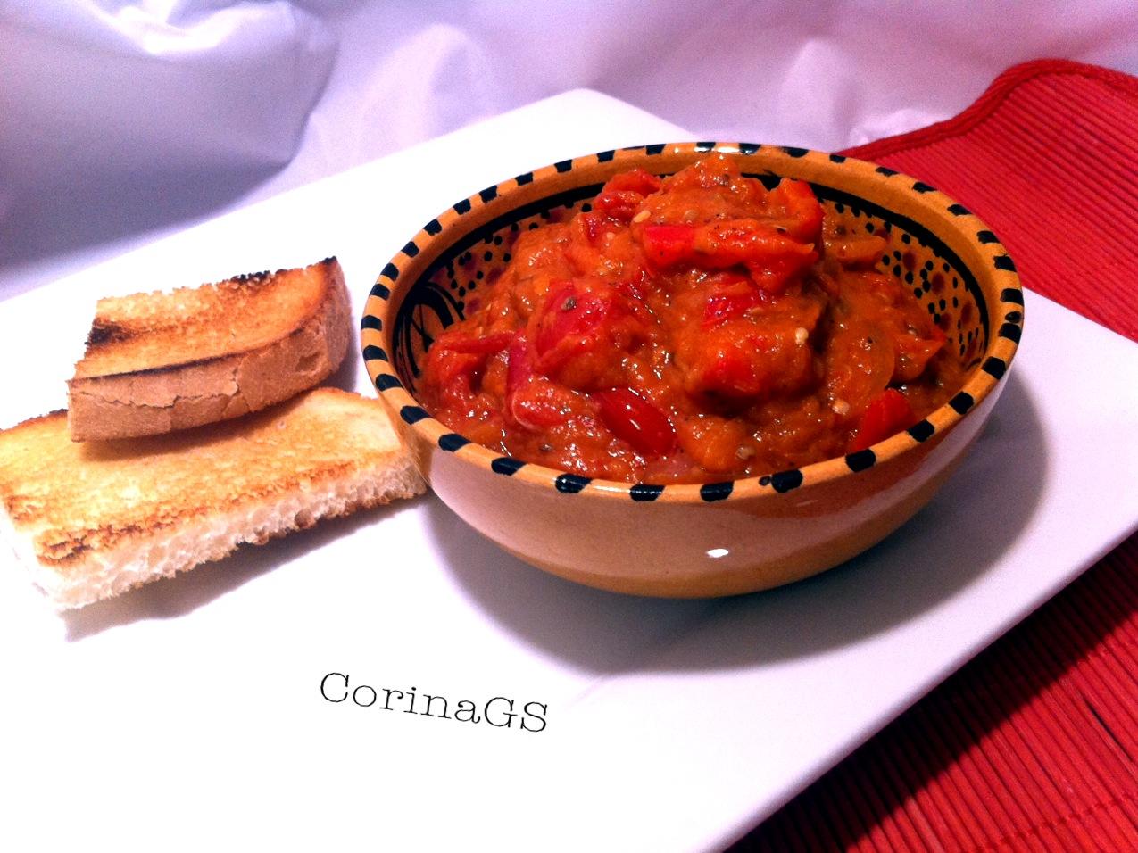 Zacusca-Ricetta autunnale-CorinaGS