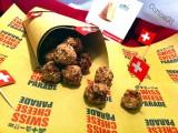Polpettine carne e formaggio-Ricetta street food-CorinaGS