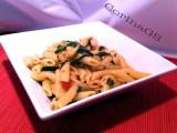 Pasta al profumo d'autunno|CorinaGS