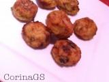 Polpette vegan-Ricetta base verdura-CorinaGS