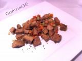 Spezzatino di seitan-Ricetta vegan-CorinaGS