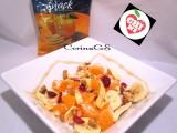 Fantasia di frutta e miele-Ricetta base frutta-CorinaGS