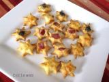 Idea Antipasto Natale-Stelline gustose di Natale-CorinaGS