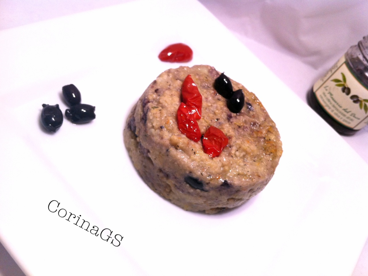 Tortino salato di miglio-Ricetta primo piatto-CorinaGS