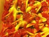 Conchiglioni ripieni al forno|Ricetta base al forno|CorinaGS