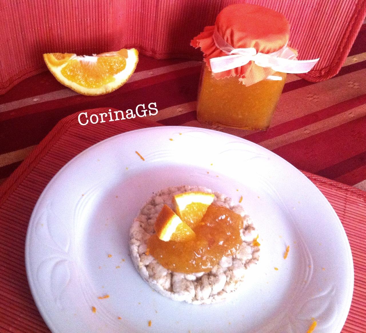 Marmellata di arance Ricetta base arance CorinaGS