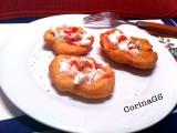 Pizzette fritte |Ricetta base impasto lievitato|CorinaGS
