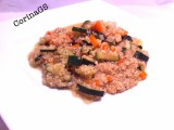 Quinoa con verdure-Ricetta base quinoa-CorinaGS